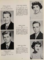 1954 Rye High School Yearbook Page 62 & 63