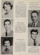 1954 Rye High School Yearbook Page 64 & 65