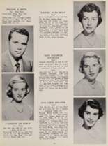 1954 Rye High School Yearbook Page 66 & 67