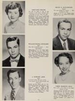 1954 Rye High School Yearbook Page 68 & 69