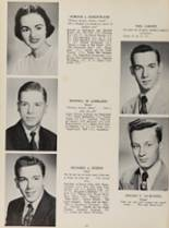 1954 Rye High School Yearbook Page 70 & 71