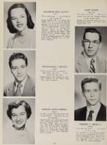 1954 Rye High School Yearbook Page 72 & 73