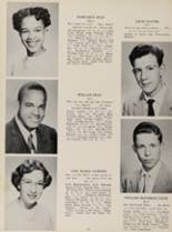 1954 Rye High School Yearbook Page 74 & 75
