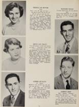 1954 Rye High School Yearbook Page 76 & 77