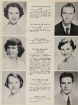 1954 Rye High School Yearbook Page 78 & 79