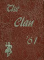 1961 Yearbook McLean High School