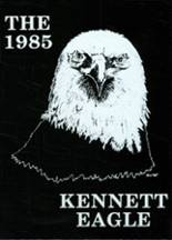1985 Yearbook Kennett High School