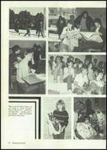 1984 Baird High School Yearbook Page 16 & 17