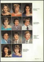 1984 Baird High School Yearbook Page 18 & 19
