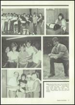 1984 Baird High School Yearbook Page 20 & 21