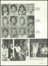 1984 Baird High School Yearbook Page 22 & 23