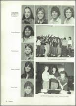 1984 Baird High School Yearbook Page 24 & 25
