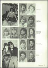 1984 Baird High School Yearbook Page 26 & 27