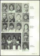 1984 Baird High School Yearbook Page 28 & 29