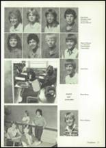 1984 Baird High School Yearbook Page 30 & 31
