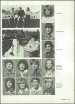 1984 Baird High School Yearbook Page 32 & 33