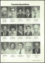 1984 Baird High School Yearbook Page 34 & 35