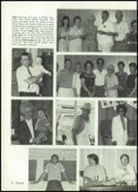 1984 Baird High School Yearbook Page 36 & 37