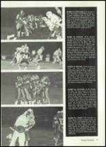 1984 Baird High School Yearbook Page 40 & 41