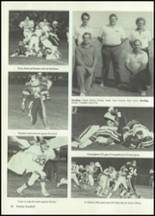 1984 Baird High School Yearbook Page 42 & 43