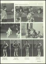 1984 Baird High School Yearbook Page 44 & 45
