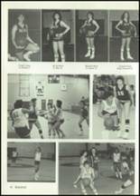 1984 Baird High School Yearbook Page 46 & 47