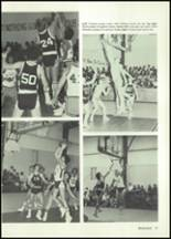 1984 Baird High School Yearbook Page 50 & 51