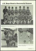1984 Baird High School Yearbook Page 52 & 53