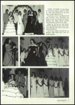 1984 Baird High School Yearbook Page 54 & 55