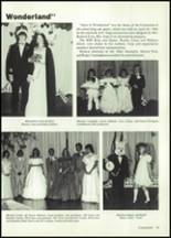 1984 Baird High School Yearbook Page 56 & 57
