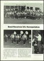 1984 Baird High School Yearbook Page 68 & 69