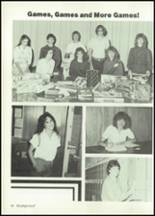 1984 Baird High School Yearbook Page 72 & 73