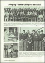 1984 Baird High School Yearbook Page 74 & 75