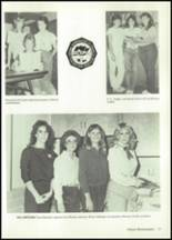 1984 Baird High School Yearbook Page 76 & 77