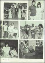 1984 Baird High School Yearbook Page 82 & 83