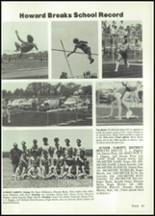 1984 Baird High School Yearbook Page 88 & 89