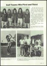 1984 Baird High School Yearbook Page 90 & 91