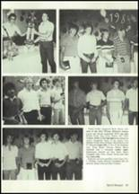 1984 Baird High School Yearbook Page 92 & 93