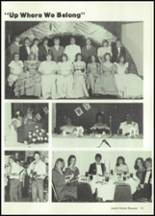 1984 Baird High School Yearbook Page 94 & 95