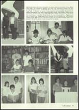 1984 Baird High School Yearbook Page 96 & 97