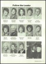 1984 Baird High School Yearbook Page 102 & 103
