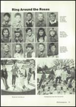 1984 Baird High School Yearbook Page 104 & 105
