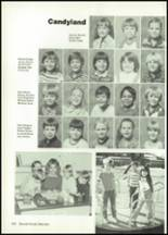 1984 Baird High School Yearbook Page 108 & 109