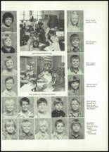 1984 Baird High School Yearbook Page 110 & 111