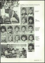 1984 Baird High School Yearbook Page 116 & 117