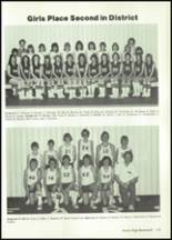 1984 Baird High School Yearbook Page 122 & 123