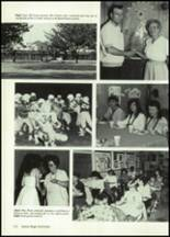 1984 Baird High School Yearbook Page 126 & 127