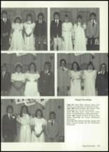 1984 Baird High School Yearbook Page 128 & 129