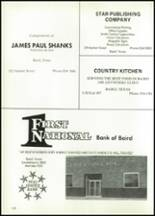 1984 Baird High School Yearbook Page 134 & 135