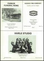 1984 Baird High School Yearbook Page 138 & 139